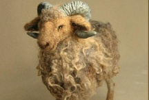 Needle Felting / by Jette Marie Andersen