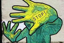 Graffiti/Arte urbano / by leo terres