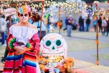 Decor: Day of the Dead Wedding Inspiration / by Jenni Nottonson