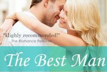 The Best Man-A Romantic Comedy by Ana Blaze / Beth Chase is too busy planning perfect weddings to worry about her own love life. If she was looking for a man, she wouldn't be looking at Colin Pratt. Her boss swears that Best Man Colin is a quiet scholar who couldn't possibly cause a fuss at his own brother's wedding. He's clearly never met the man in question. Snarky, sexy and more than a little inebriated, Colin is the final obstacle between Beth and the last perfect wedding she needs. Available now! / by Ana Blaze