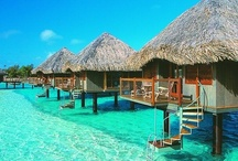 Paradise / Paradise, Tahiti, bora bora, islands, beaches / by MakeupLove