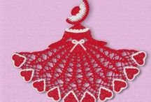 Crochet / Crochet Items / by Patrica Vogelsong