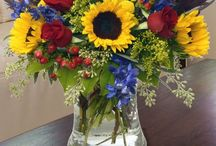 Summer floral ideas / by Laura Arnold