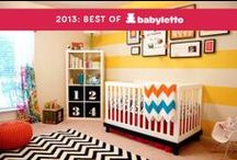 2013: Best of Babyletto / Counting down our favorite @Babyletto Nurseries from 2013!  / by babyletto