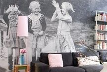 She Spaces / All my single ladies...all my single ladies. Now put ya' hands up! / by Heather | The Decor Fix