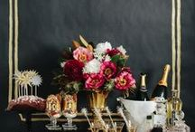 Gorgeous Events / Decor ideas for your next fete. / by Heather | The Decor Fix