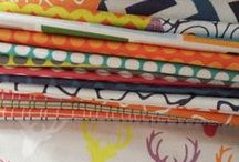 SCRUMMY SPOONFLOWER FABRIC, WALLPAPER & DECALS / my designs for Spoonflower / by Sharon Turner   Scrummy Things