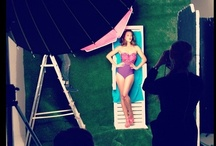 Behind the Scenes SS13 / The inspiration behind our SS13 Superbra lingerie and swim campaign #photoshoots #trends  / by Panache Lingerie