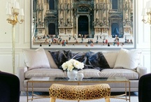 Interiors / by Lindi Biery