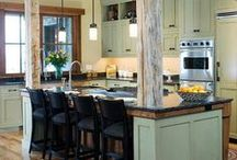 house plans and decorating ideas / by Judy Duffy