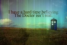 Everything Dr. Who / by Arya Wiese