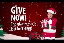 Santa's 8 Days of Giveaways / UC President Santa Ono will giveaway gifts to UC alumni who donate between Dec. 14 - 21, 2012 #Santas8Days  / by UC Alumni