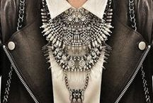 Statement Necklaces, Oh my. / More is beautiful in necklaces this Spring/Summer. The bigger the brighter the better. What's Your Style, How will you wear your Favorite Statement necklace this season. / by Fashionably Chic
