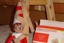 -:~:- Oh that Elf on the shelf!!! -:~:- / by Lynnette VanCleave