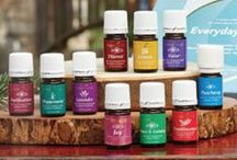 Young Living Essential Oils / by Judy Duffy