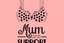 Mothers Day ideas / Treat your mum this Mothers Day and make her feel special. Here's a few gift ideas to get you started! / by Panache Lingerie