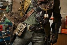 Airship Rendezvous  / Men's Steampunk Attire / by Brendon Slater