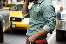 Casual Swag / Cool out chic for the dudes.... / by Richard Martin
