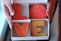 Be Mine, Valentine! / Valentine treats for eyes, heart, and stomach!  / by Wise Snacks
