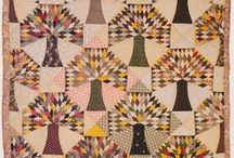 OLD/ANTIQUE QUILTS / by Dorte Rasmussen.Denmark