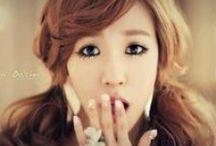 ★★★ SNSD Tiffany ★★★ / Airport fashion + sweet look... / by ♥ kennie kartika monika ♥