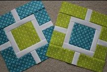 QUILT BLOCKS IN COLOR 2 / by Dorte Rasmussen.Denmark