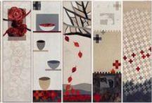 ART/QUILT JENNY BOWKER / see the details / by Dorte Rasmussen.Denmark