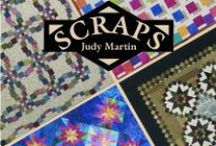 A JUDY MARTINS QUILTSBOOK / easy to find when I will buy them ;-) have now 4 of them / by Dorte Rasmussen.Denmark