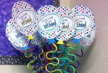 Party Decorations / by Daiane Buss