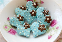 Sweetest Charms Sweet Heart Collection  / by Lin Javalera