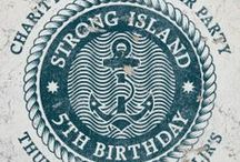Strong Island Event Posters / by Strong Island