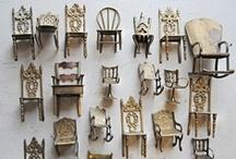 Chairs mini / by Adriana Kon