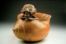 Mesoamerica (prehispanic Mexico and Maya zone) / by Adriana Kon