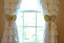 Curtains | Window Treatments / by Aya