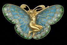 Art nouveau too! / My favorite era in art. / by Sherry Barnett Williams