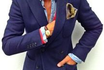 Suits & Style / Man style / by David Jackson