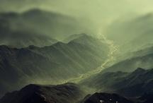Mountains / by Carol Shepko