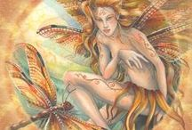 Fantasy Art / Magical Times...Enter the Kingdom.  / by Jody Bergsma