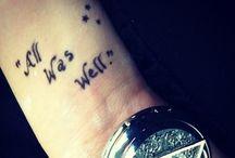 Tattoos / by Mikayla Karels