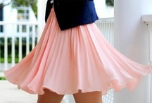 Fashion-Spring&Summer / Trendy under the sun...! / by Caro M.