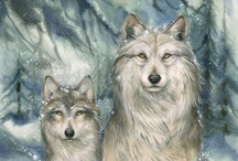Wolves as Brothers / by Jody Bergsma
