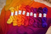 yarn lust / by Jennifer Thomas