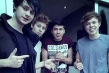 5sos / by Chelsea Brightwell
