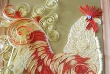 Quilling / by Dena Wood Marks