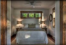 Bedroom / Small bedroom ideas/storage / by Lori Bourscheid