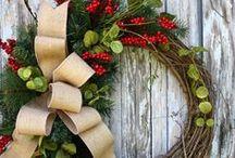 Wreaths / by Kellie McLeod