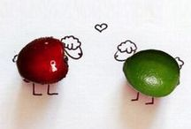 Cherry's and Lime's / Pictures we like and want to share with others... / by Cherry and Lime