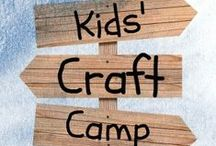 Crafts for kids / by Wendy Glover