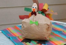 Thanksgiving Crafts & Activities For Kids / Thanksgiving crafts, activities, and worksheets for kids! / by Highland Heritage Homeschool