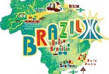 Lifestyles: Brazil Americas / Places, food, art and culture of Brazil. / by Esoteric Studies
